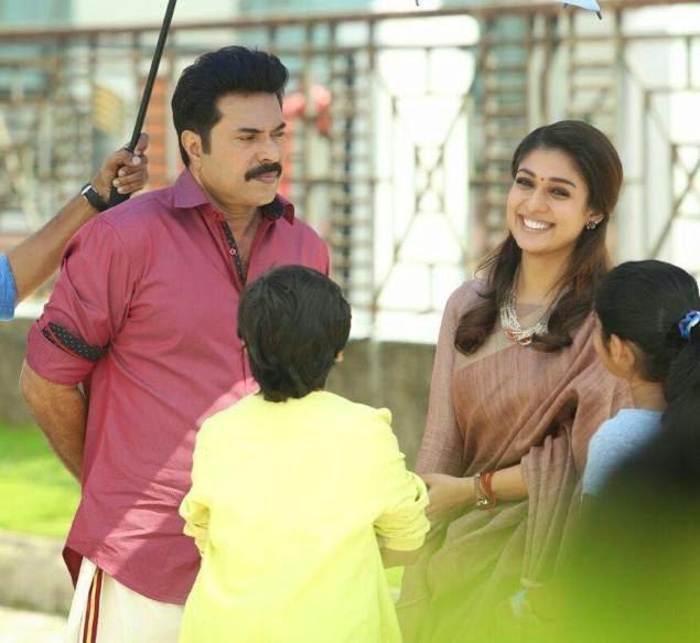 Nayanthara Stills At Bhaskar The Rascal Malayalam Movie
